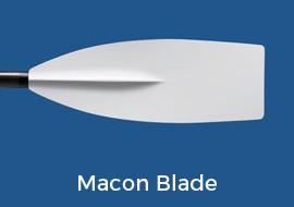 Typ lopatky Macon Blade